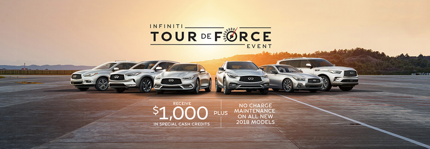 Tour De Force Event