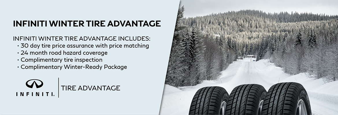 Winter Tire Advantage